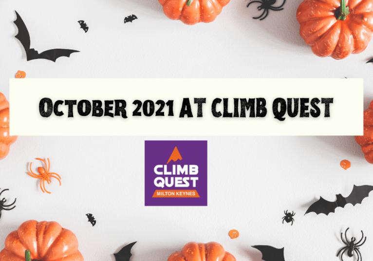 October at Climb Quest