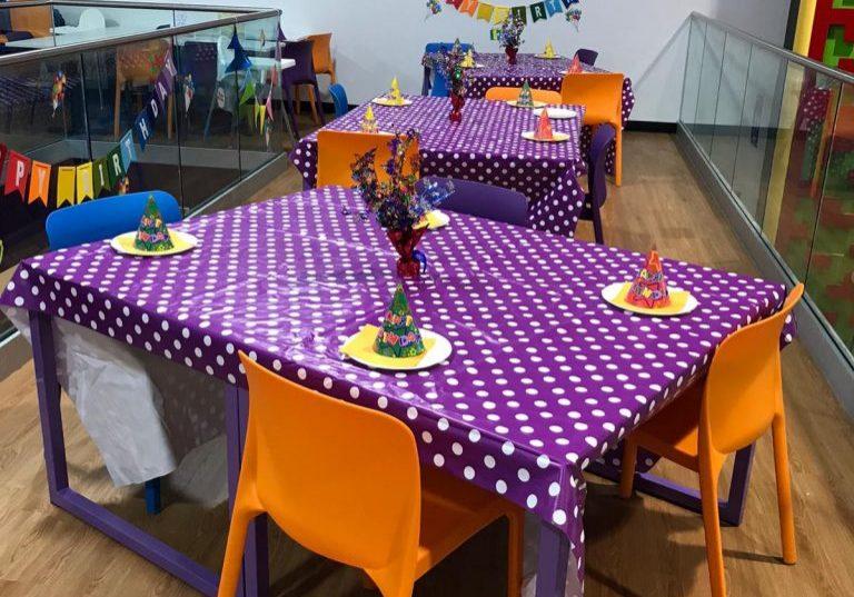 Birthday parties in Milton Keynes