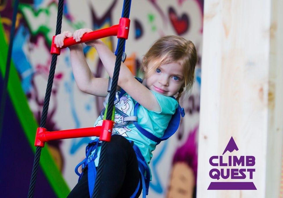Spectrum session at Climb Quest