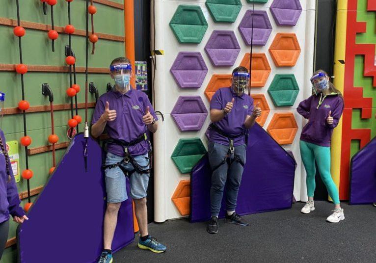 Climb Quest open